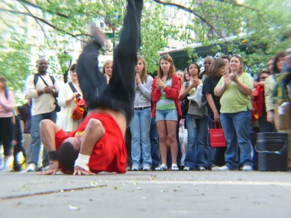 bailarines hip hop nueva York MPVNY