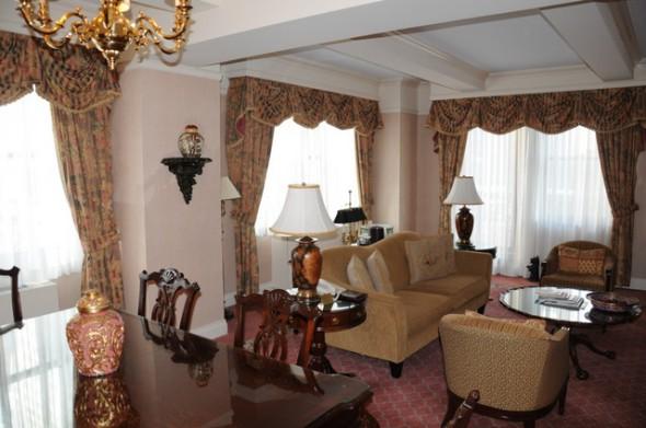 suite Cary Grant Hotel Warwick nueva york
