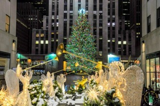 árbol de navidad rockfeller center MPVNY