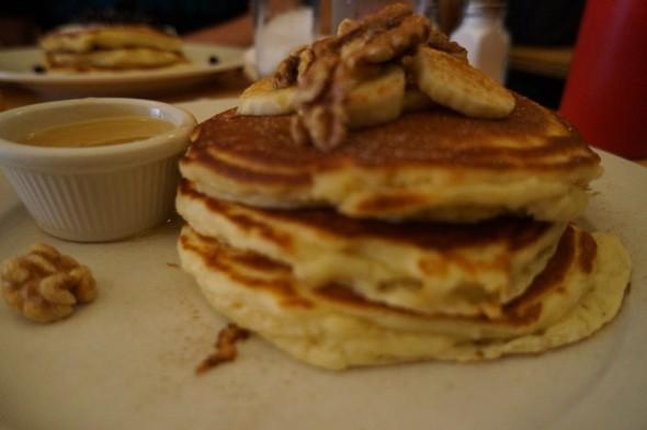 2 Clinton Street Baking Company & Restaurant pancakes MPVNY