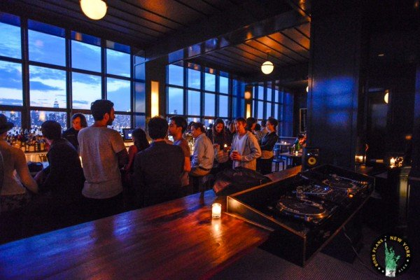 8 the ides bar rooftop whyte hotel new york MPVNY