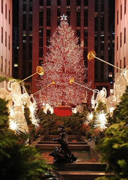 Arbol navidad NY MPVNY