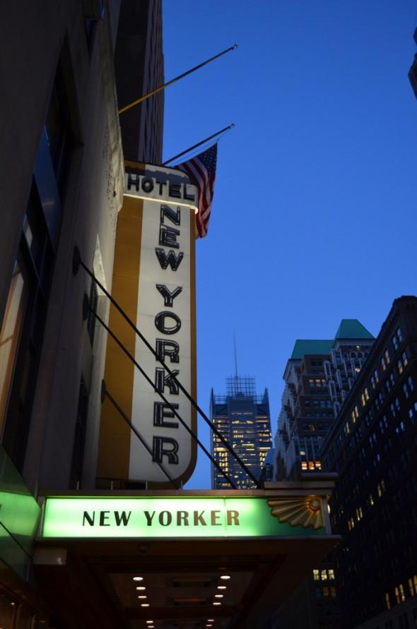 entrada New Yorker MPVNY