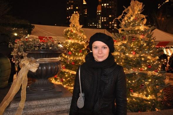 mercado de navidad MPVNY