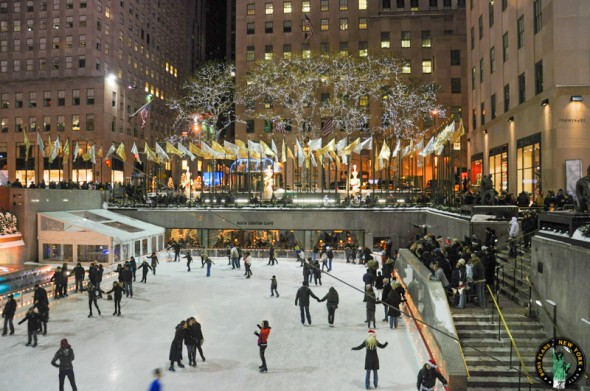 2 pista de hielo NY MPVNY Rockfeller
