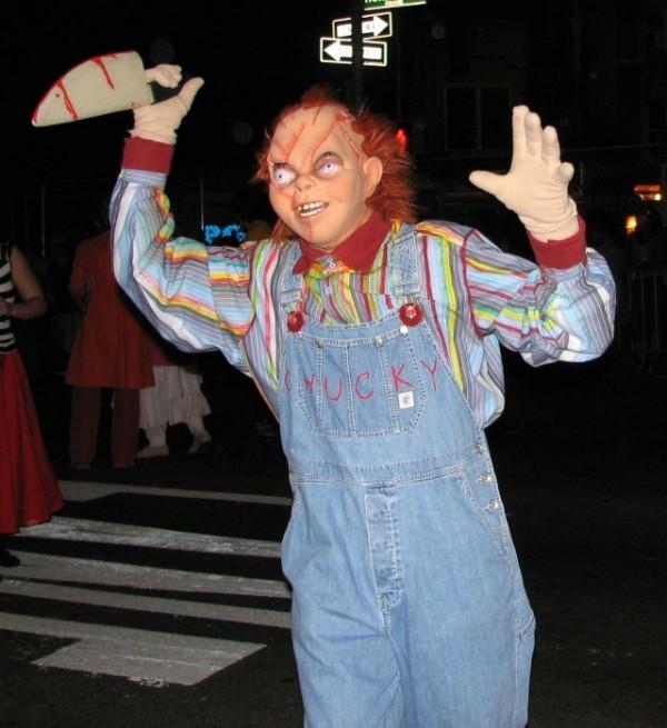 Chucky Halloween NY MVPNY