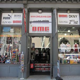 OMG Store MPVNY