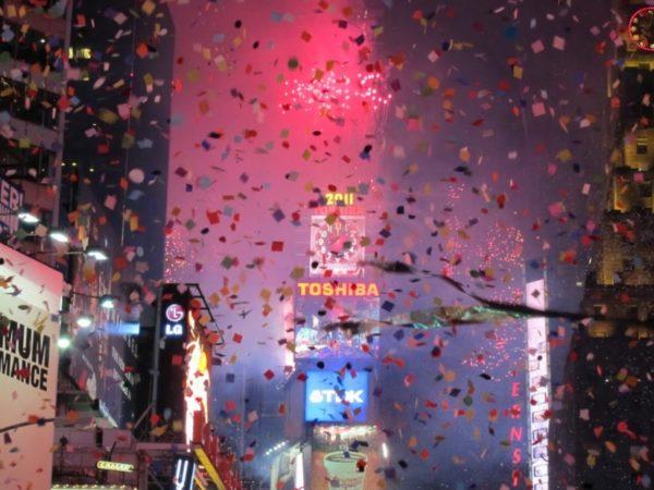 año nuevo nueva york MPVNY fuegos artificiales