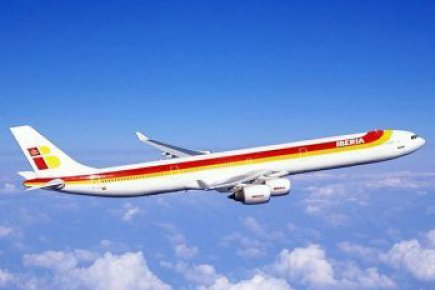 avion Iberia MPVNY