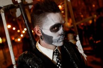 calavera Halloween NY MVPNY