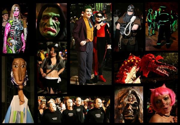 fotos Halloween NY MVPNY