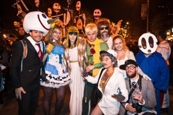 grupo Halloween NY MVPNY