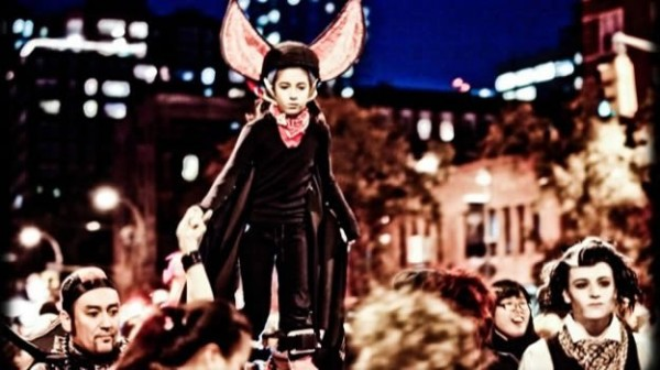 niña Halloween NY MVPNY