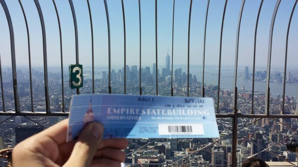 ticket ESB