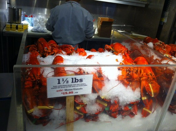 6 Lobster Place Chelsea Market MPVNY