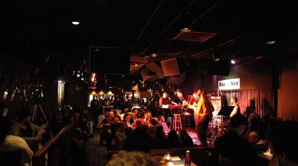 Blue Note NY MPVNY 2