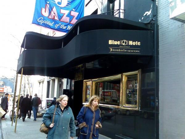 Blue Note NY MPVNY
