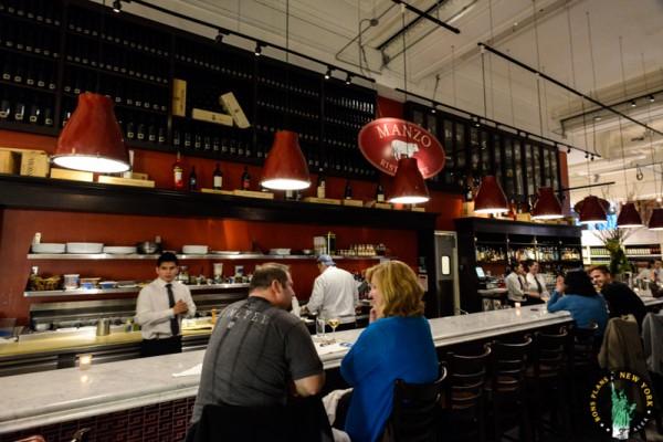 Eataly Nueva York MPVNY  MANZO Restaurant
