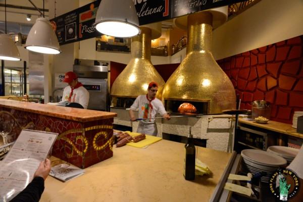 Eataly Nueva York MPVNY PIZZA & PASTA