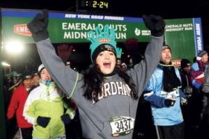 Emerald Nuts Midnight Run empiezo MPVNY