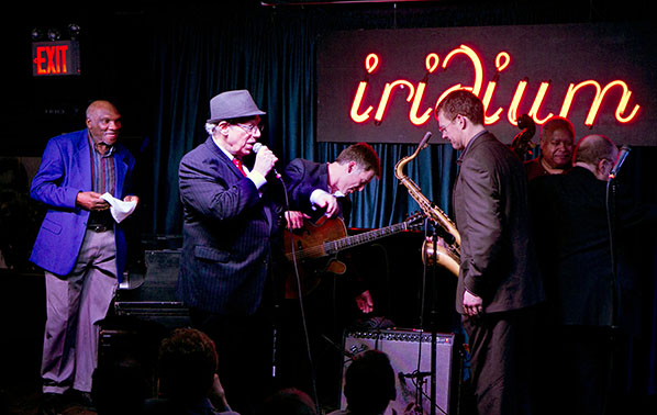 Iridium Jazz Club NY MPVNY