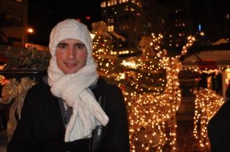Mercados de navidad en NY en MPVNY