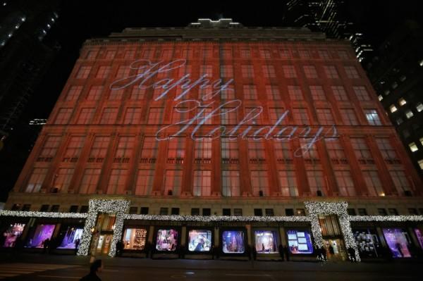 Saks Fifth Avenue New York MPVNY 1