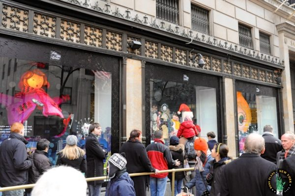 Saks Fifth Avenue New York MPVNY