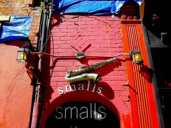 Smalls Jazz Club NY MPVNY