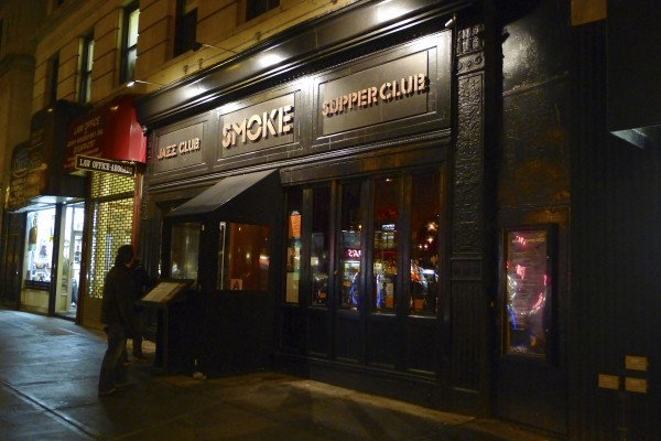 Smoke Jazz Club & Supper Club NY MPVNY