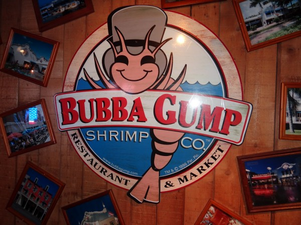 bubba gump times square MPVNY