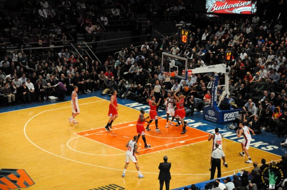 madison square garden partido MPVNY