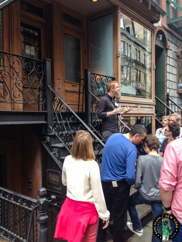 5 Tenement Museum MPVNY