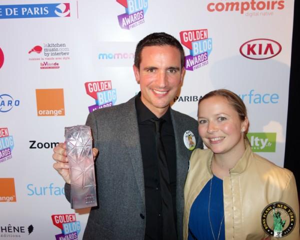 Alex Céline y el premio BPVNY