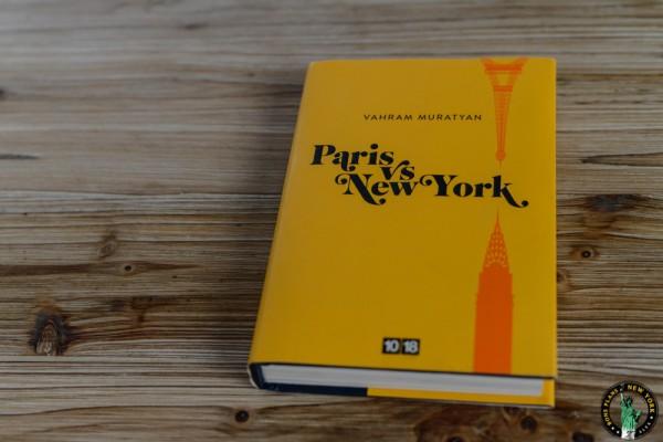 Paris vs New York MPVNY