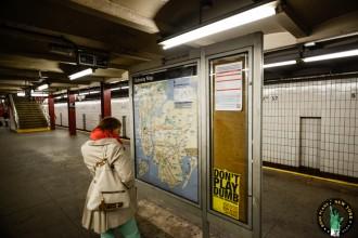 bus y metro en Nueva York MPVNY