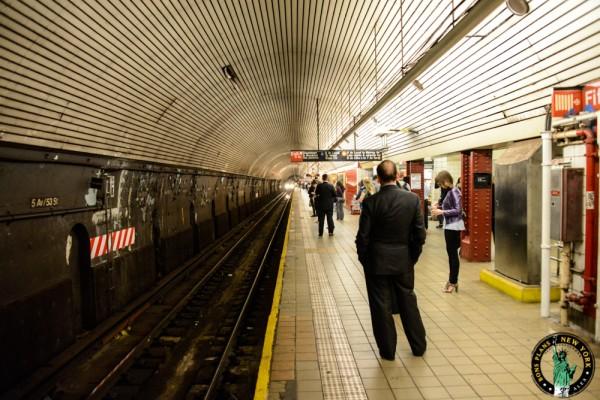 túnel metro NYC MPVNY