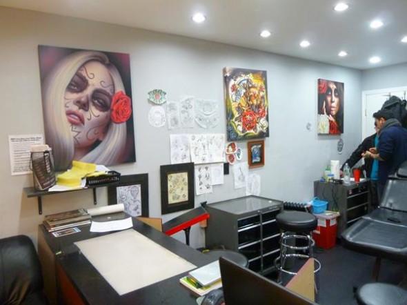 Buen Plan Tatuaje En Nueva York Buen Plan En Nueva York De Sandra