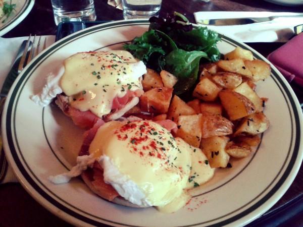 williamsburg-Le barricou - Norwegian Eggs