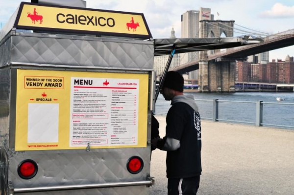 Calexico food truck