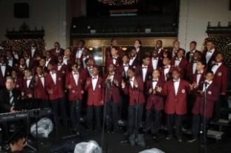 Harlem góspel Navidad 2013 MPVNY