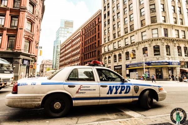 NYPD MPVNY NY