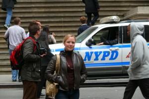 NYPD seguridad MPVNY