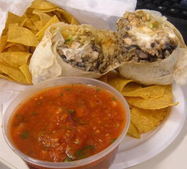 burrito box NY MPVNY