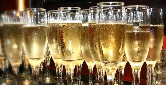 champagne Nueva York MPVNY