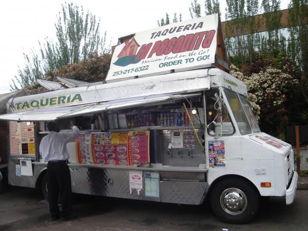 la pasadita taco truck