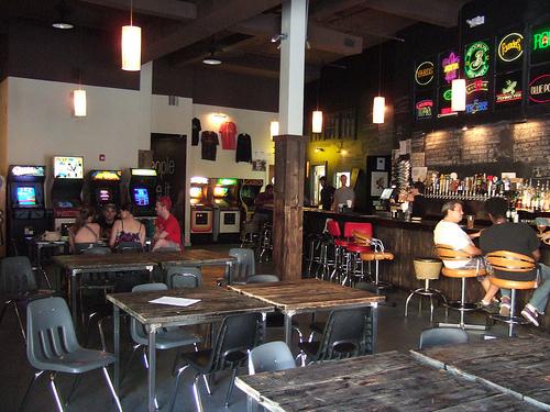 Barcade Nueva York MPVNY