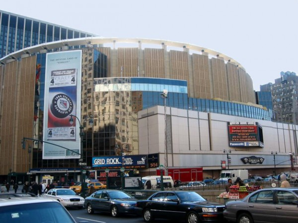 Madison Square Garden MPVNY