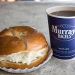 Murrays bagels new york MPVNY bagel y café
