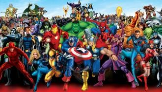 Superhéroes Marvel Nueva York MPVNY
